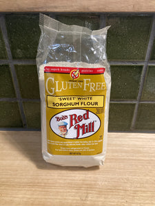 Bobs Red Mill - Sorghum Flour - Sweet White 623g