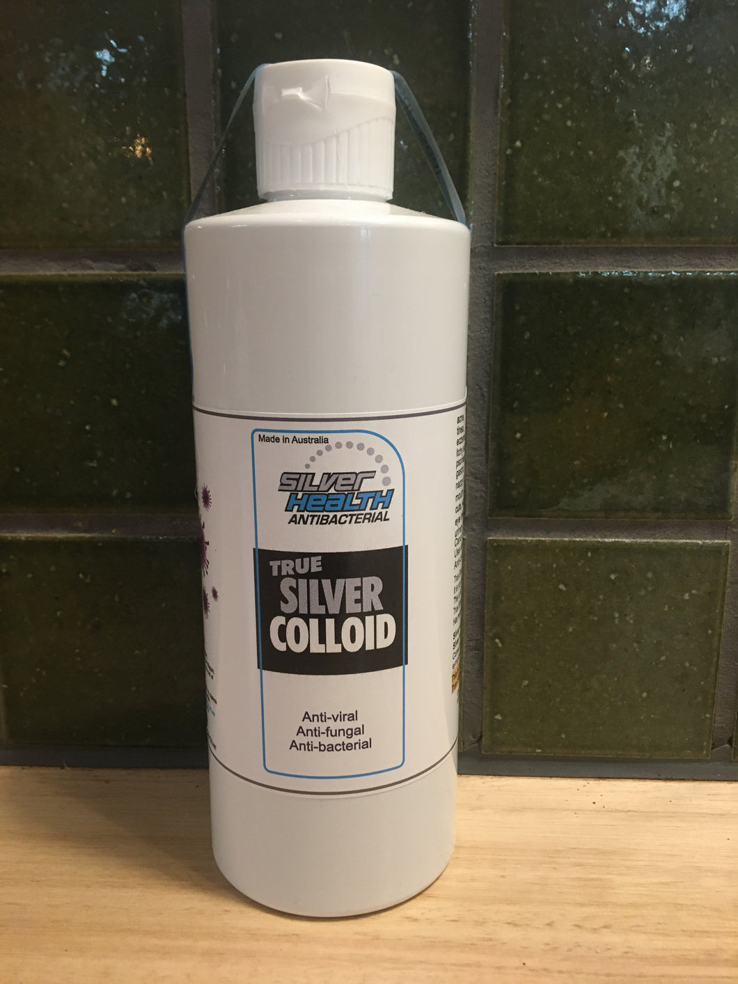 Silver Health True Silver Colloid 500ml
