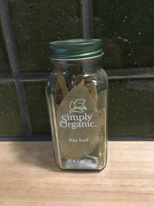 Simply Organic Bay Leaf 4g