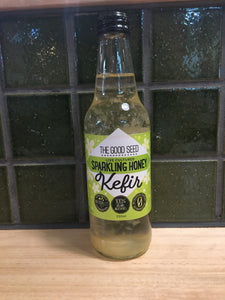 The Good Seed Kefir Sparkling Honey 330mL