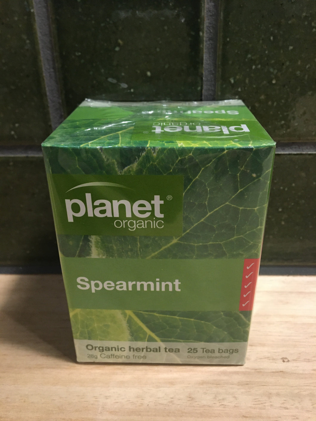 Planet Organic Spearmint 25's
