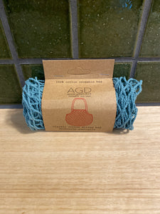 AGD Classic Cotton String Bag - Assorted