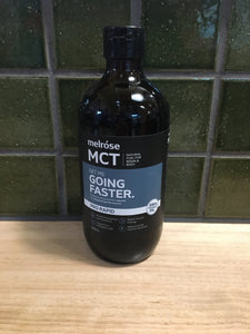 Melrose MCT - Going Faster - Pro Rapid 500mL