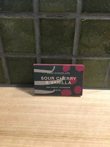 Pana Chocolate - Sour Cherry & Vanilla 45g