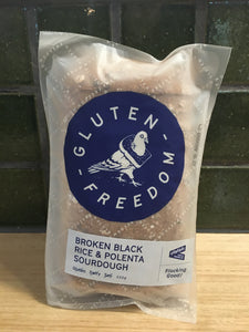 Gluten Freedom Broken Black Rice & Polenta Sourdough 550g