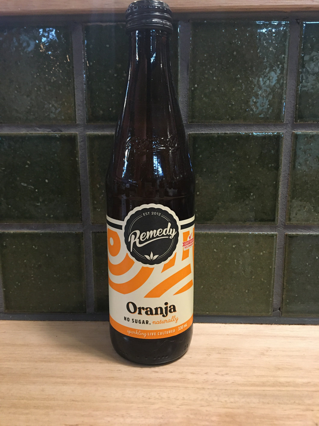Remedy Soda Oranja 330mL