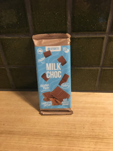 Vitawerx Chocolate Bar - Milk Choc 100g