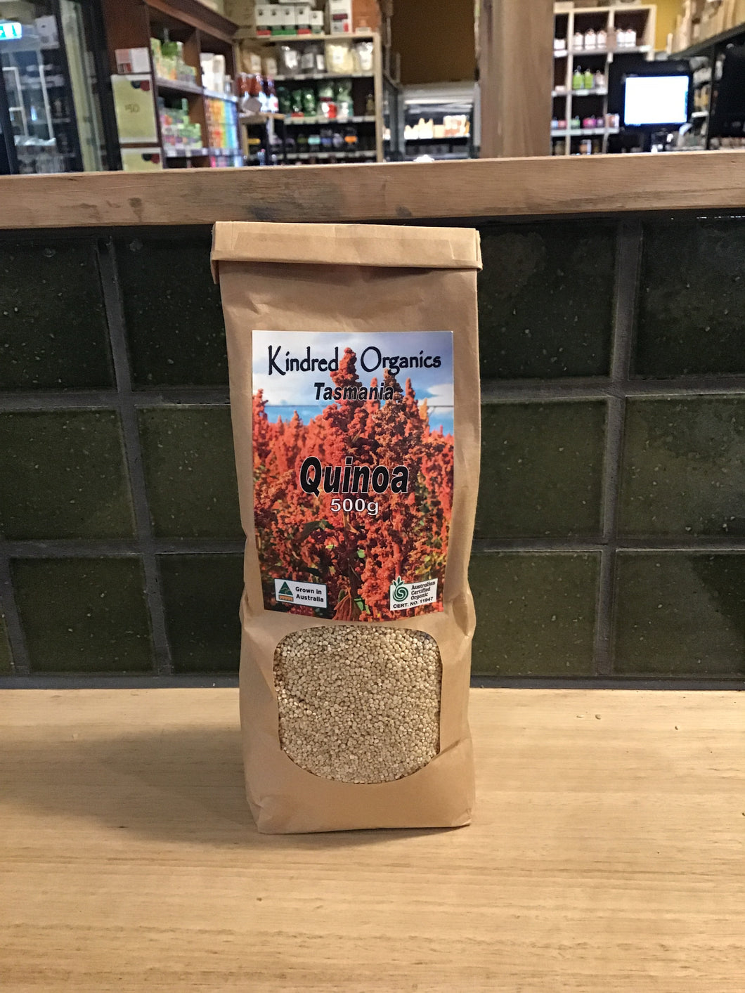 Kindred Organics Quinoa 500g