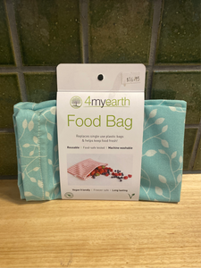 4MyEarth Food Bag - Leaf