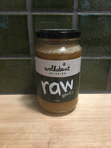 Walkabout Apiaries - Raw Honey 500g