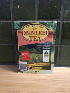 Daintree Tea Pure Australian Black - 50 bags 100g