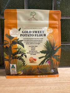 Natural Evoluton - Gold Sweet Potato Flour 300g