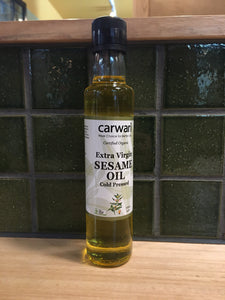 Carwari Extra Virgin Sesame Oil Cold Pressed 250mL