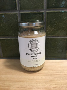 Meru Miso Sweet White Shiro 350g