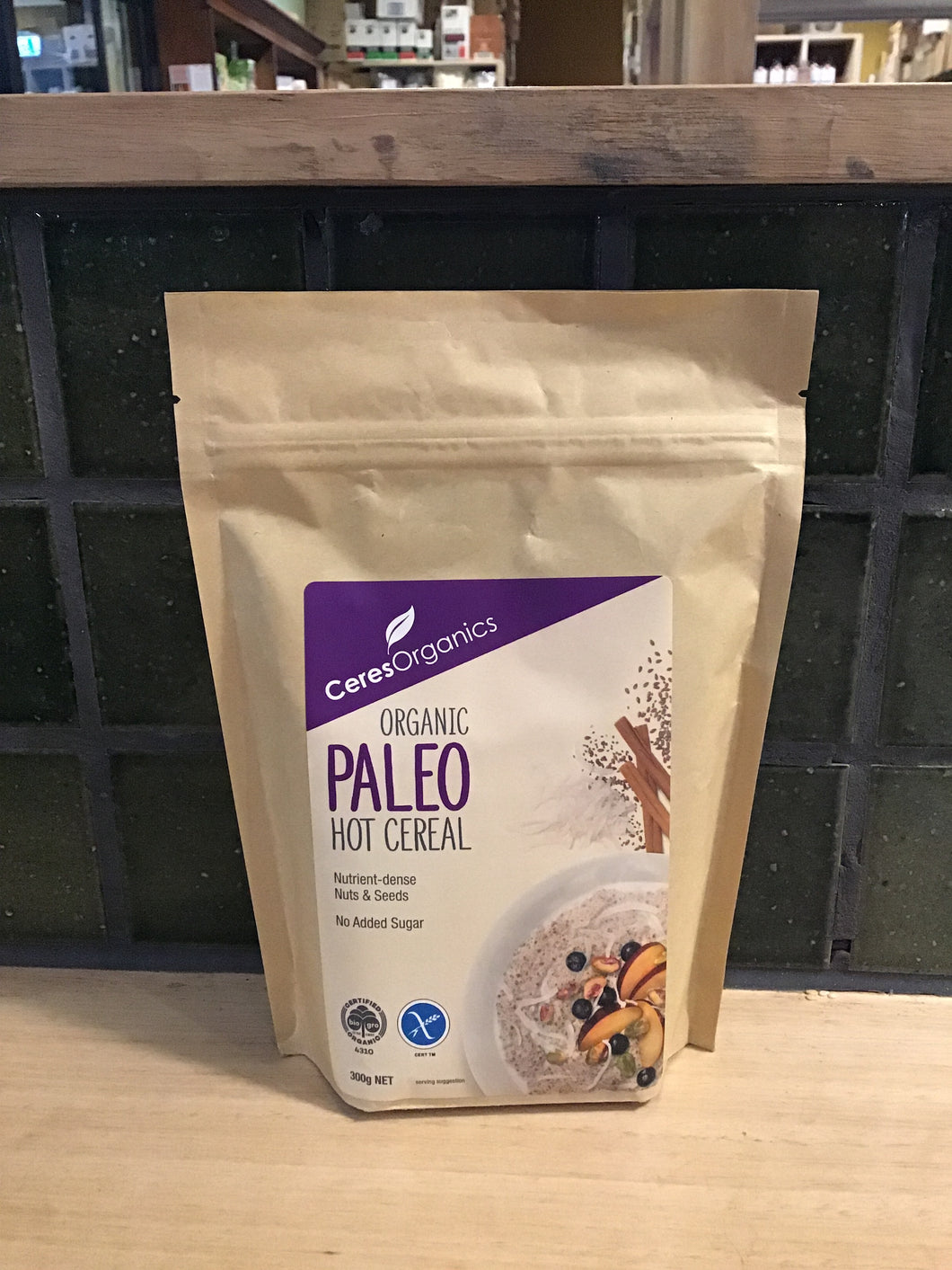 Ceres - Organic Paleo Hot Cereal 300g