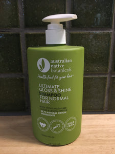 Australian Native Shampoo Gloss & Shine 500mL