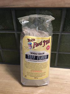 Bob's Red Mill - Flour Teff Whole Grain 680g