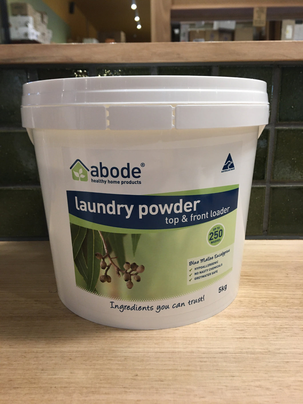 Abode Laundry Powder 5kg