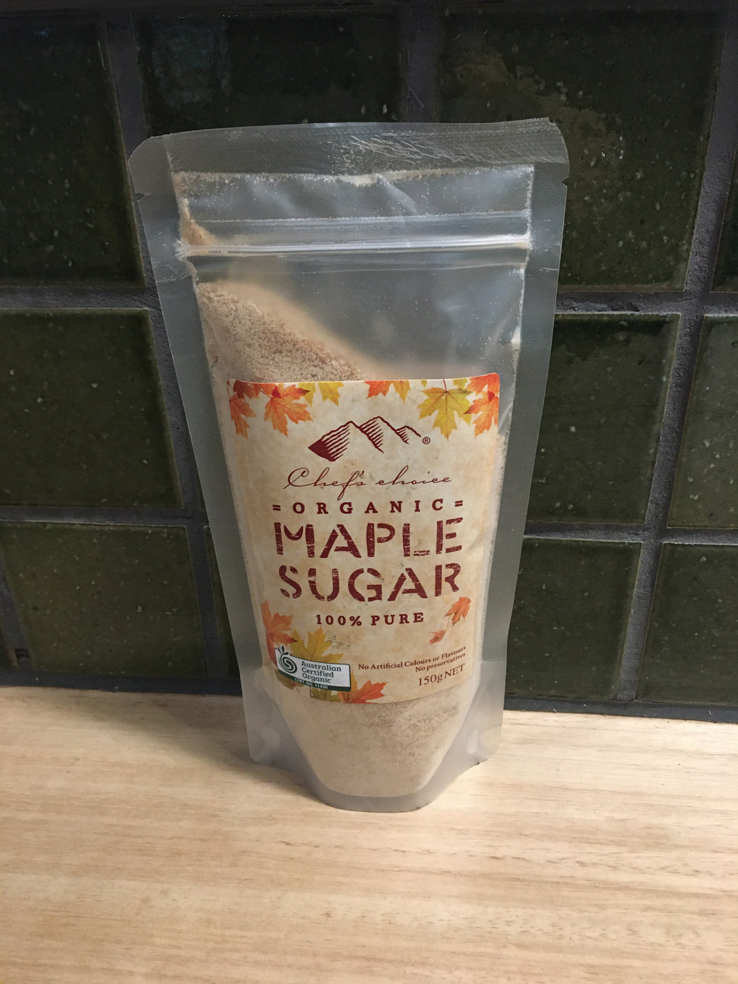 Chef's Choice Maple Sugar 150g