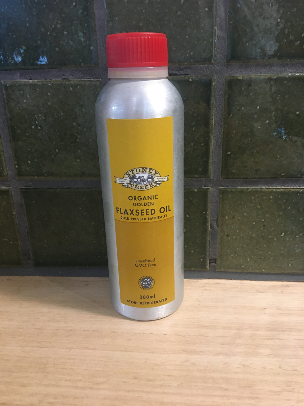 Stoney Creek - Flaxseed Oil - Golden 280ml