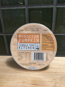 The Whole Food Kitchen Dip 200g Moroccan Pumpkin