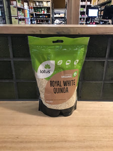 Lotus Quinoa Royal White Organic 600g
