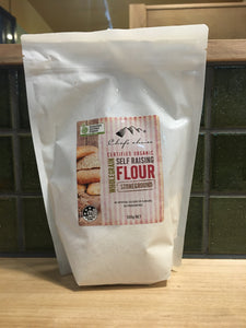 Chef's Choice Wholegrain Self Raising Flour 500g