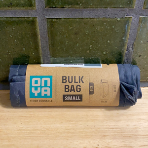ONYA Bulk Bag Charcoal Small