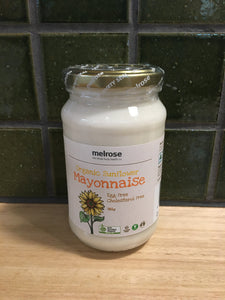 Melrose Sunflower Mayonnaise 365g