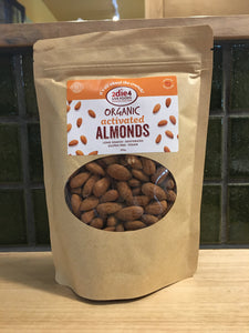 2die4 Activated Almonds 300g