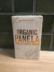 Grounded Pleasures Panela Sugar Organic 250g