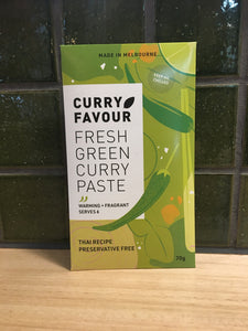Curry Favour Green Curry Paste 70g
