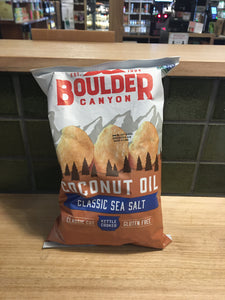 Boulder Canyon Coconut Oil 149.1g