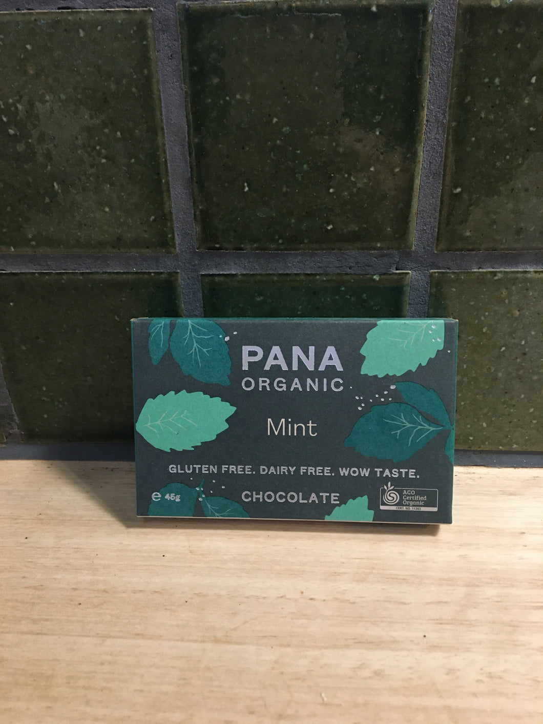 Pana Chocolate - Mint 45g