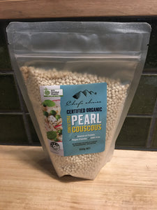 Chef's Choice Couscous - Israeli Pearl - Organic 500g