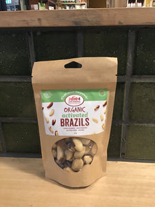 2die4 Activated Brazil Nuts  120g