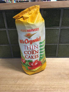 Pure Harvest Thin Corn Cakes 150g
