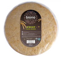 Biona Organic Wheat pizza base300G