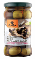 Gaea Organic Mixed Marinated Olives 300G