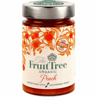 Fruit Tree Organic Peach Spread 250G