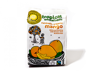 Tropical Wholefoods  Organic F/T Dried Mango 100G