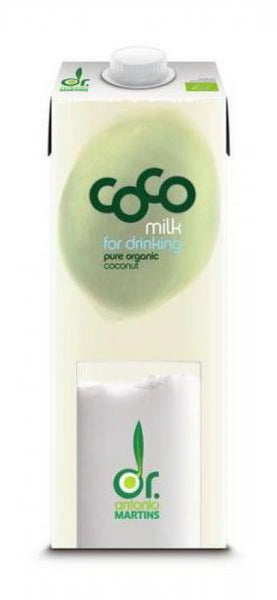 Dr Martins Coconut Milk Drink 1L