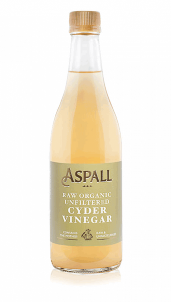 Aspalls Organic Raw Apple Cyder Vinegar 500ML