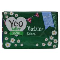 Yeo Valley Organic salted butter 250G