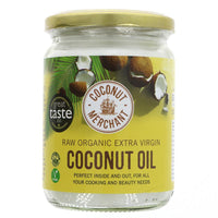Coconut Merchant Raw Extra Virgin Coconut Oil 500ML