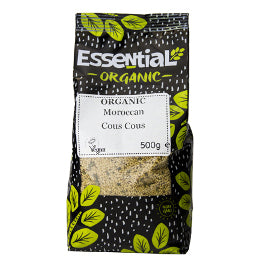Essential Organic Moroccan Cous Cous 500g