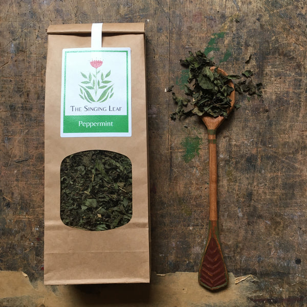 Singing Leaf Peppermint 45G