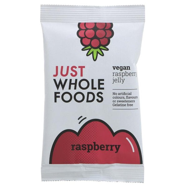 Just Whole Foods Raspberry jelly 85G