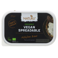 Naturli Organic Vegan Spreadable 225G