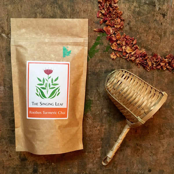 Singing Leaf Turmeric Chai